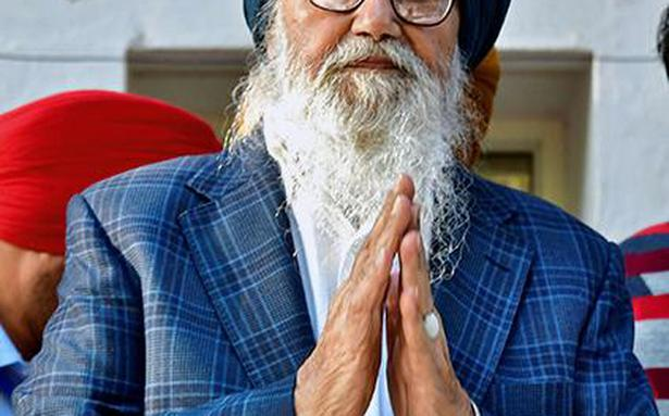 Agri-Bills: SAD stood on the right side of the line, says Parkash Singh Badal