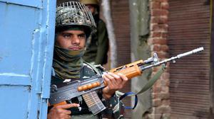 4 militants killed in 2 Kashmir operations