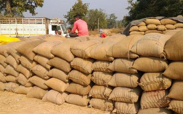 Odisha BJP issues ultimatum for paddy procurement