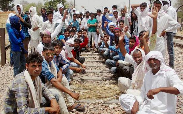 OBC benefits to be restored to Gujjars in Rajasthan