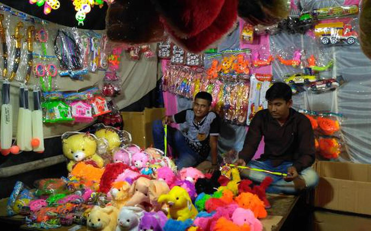 Toy sellers