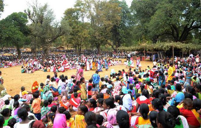 The Pathalgadi rebellion - The Hindu