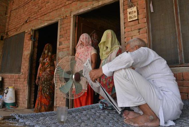 Families at Pahuli village in U.P.'s Bijnor district say each house has a Hepatatis C patient and there is no help from the government.