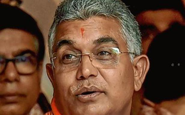 Dilip Ghosh re-elected West Bengal BJP chief