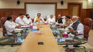 Maharashtra CM post will go to Shiv Sena, says NCP
