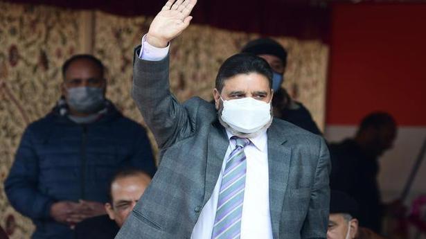 BJP-Apni Party combine dents Gupkar Alliance's DDC prospects
