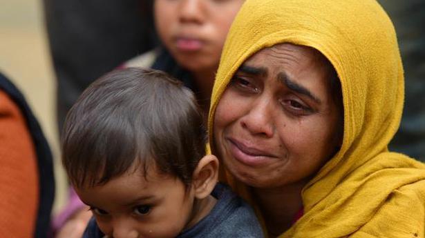 61 Rohingya held in Assam, Tripura