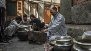 What's a wedding without wazawan in Kashmir