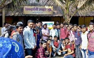 Students from drought-hit regions get a helping hand