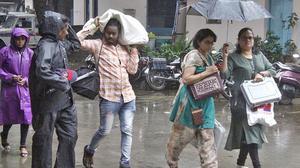 Heavy showers strike Pune, western Maharashtra again