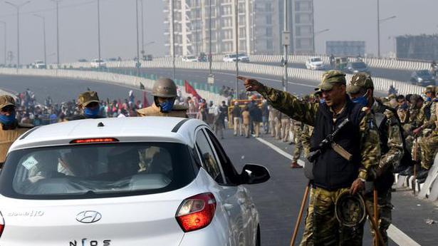 Dilli Chalo | Plea in Supreme Court to move protesting farmers from Delhi's border