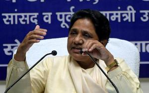 Mayawati calls Congress untrustworthy after MLAs switch sides