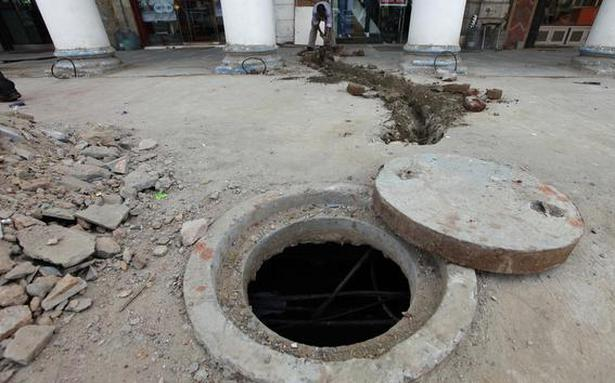 Seven die due to suffocation while cleaning hotel sewer in Vadodara
