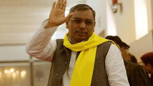 Welcome decision to sack me, says Om Prakash Rajbhar
