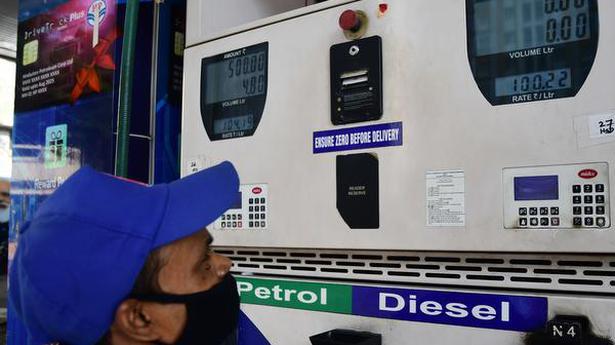 Diesel price hits century in Bengal