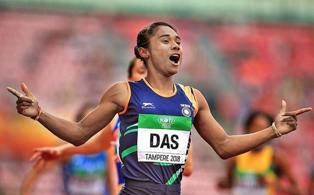 State to find its own Hima Das through Mission Shakti