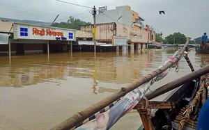Army moved in to Madhya Pradesh as dam overflows