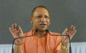 Politics live | Adityanath takes a swipe at rebels within BJP
