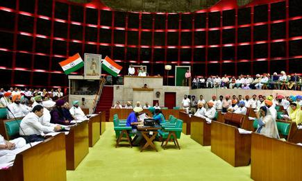 Punjab Assembly condemns terror attack in Pulwama, House
