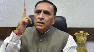 Gujarat CM Rupani on a visit to Uzbekistan to boost ties