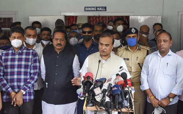 Assam CM for neutral agency to probe border clash with Mizoram
