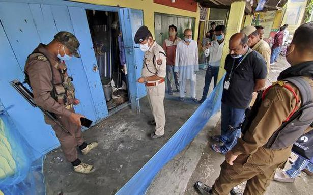 2 killed in Assam grenade blast