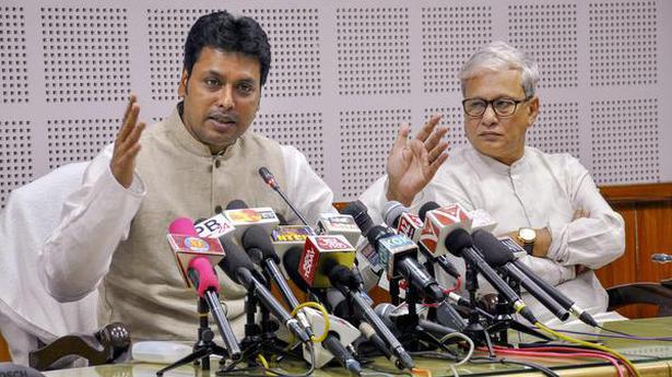 Political parties, civil society in Tripura condemn Bangladesh violence against Hindus