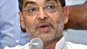 Kushwaha warns of violence against 'vote loot'