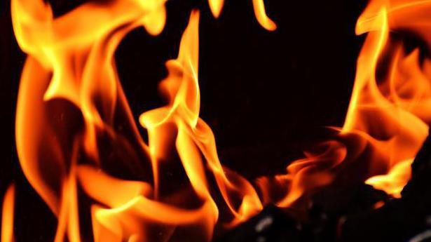 One killed in blaze in Pune industrial estate