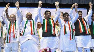 Avoid infighting, Balasaheb Thorat tells Congressmen