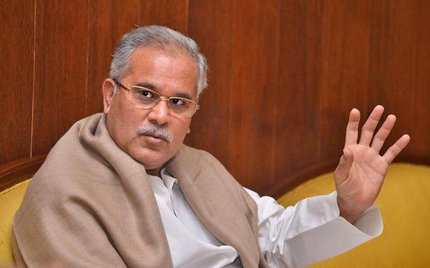 Bihar Assembly election: Chhattisgarh CM Bhupesh Baghel hits out BJP over free vaccine promise