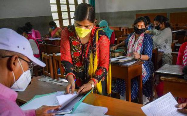 SC allows UP govt to fill up 69,000 posts for teachers as per results declared in May - The Hindu