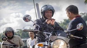 Khandu and the art of bike tourism