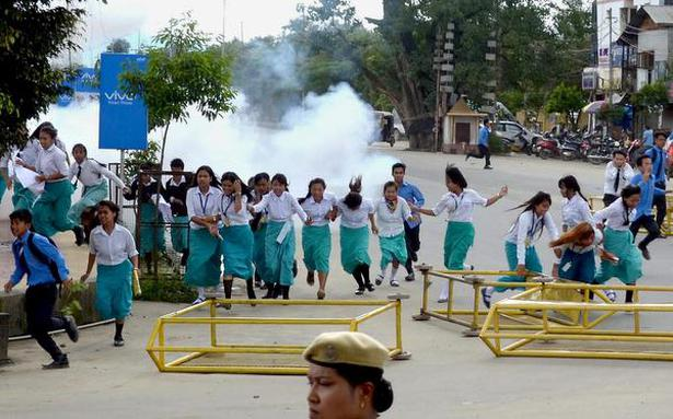 Assam at the centre of fresh border row