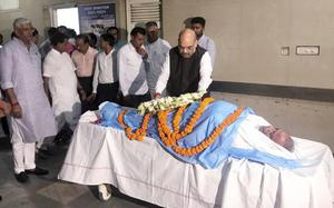 Madan Lal Saini's demise: political leaders from across party lines pay tribute