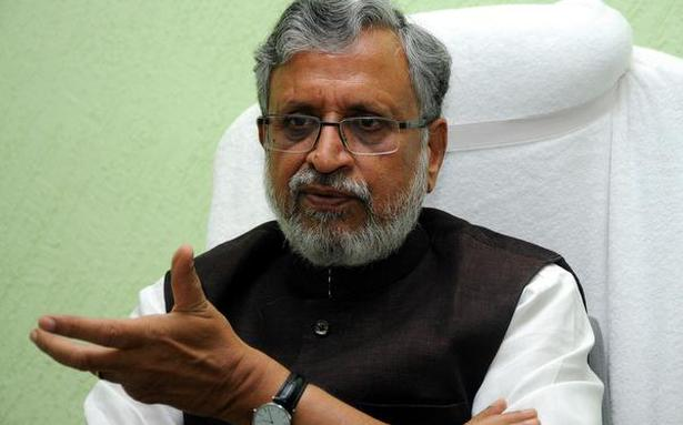 Bihar RS bypoll: Sushil Modi set for walkover as opposition chooses not to enter fray