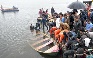 Bhopal boat capsize: The teen who missed out on the 'fun', but lived to tell the tale