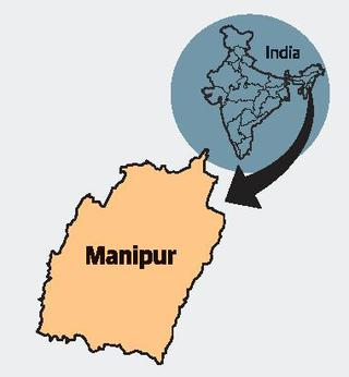 Manipur, where incursions by Myanmar soldiers are on the rise