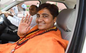 All mediapersons in Sehore district are dishonest: Pragya Thakur