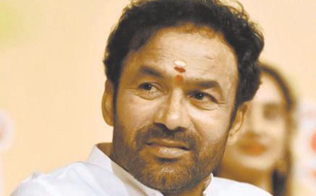 ₹50 cr. in fake currency seized in last three years, says Minister Kishan Reddy