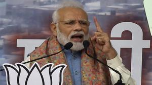 Mann Ki Baat: Insurgency in Northeast down, says PM Modi