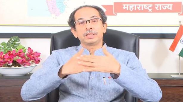 Coronavirus | Curfew in Maharashtra for 15 days from April 14, says Uddhav Thackeray - The Hindu