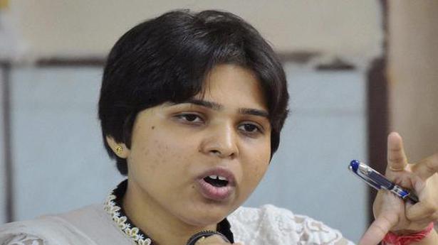 Activist Trupti Desai detained ahead of Modi's Shirdi visit