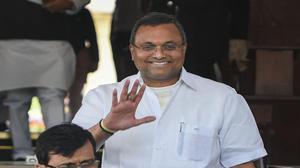Madras HC grants interim stay on I-T evasion proceedings against Karti