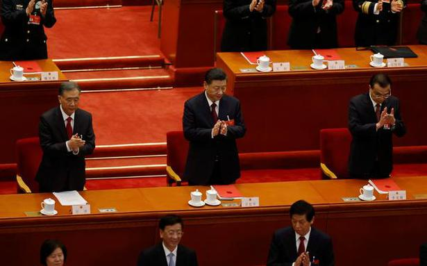 China's new Five-Year Plan outlines push for key strategic projects