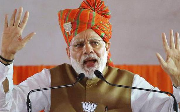 Peace in the world not possible if terrorism continues: Modi