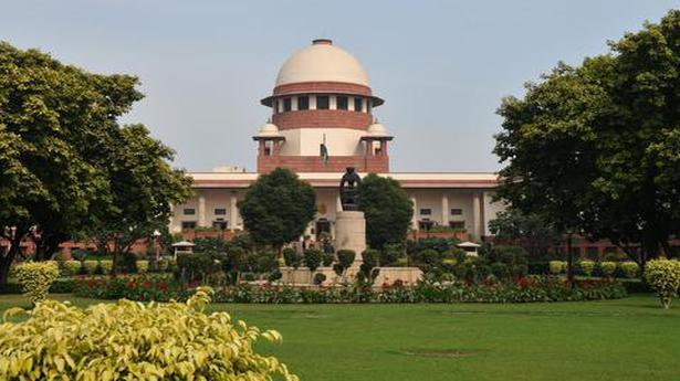 Keep status quo of shares' pledging in Tata Sons, Supreme Court tells Shapoorji Pallonji  Group