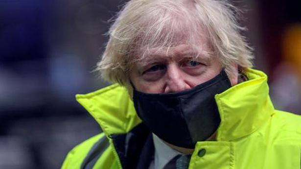 Boris Johnson to visit India in April-end - The Hindu