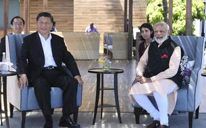 Xi mooted trilateral partnership with Pak.