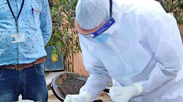 Coronavirus | 21.5% of Puducherry region's population exposed to COVID-19